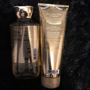 Bath & Body Works Other - In The Stars Shower Gel & Body Cream